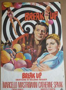 Break-up, erotisme et ballons rouges