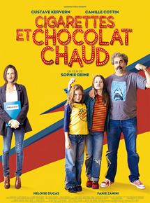 Cigarettes et chocolat chaud streaming