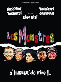 Les Monstres streaming