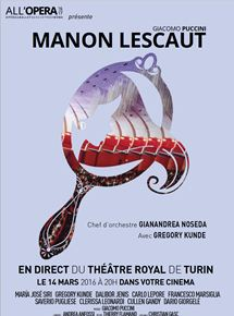 Manon Lescaut - All'Opera (CGR Events)