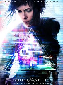 Ghost In The Shell (2017) en streaming
