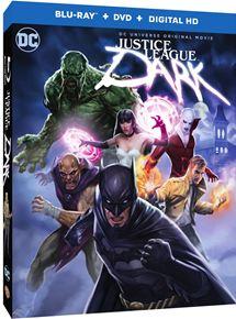 Telecharger Justice League Dark Dvdrip