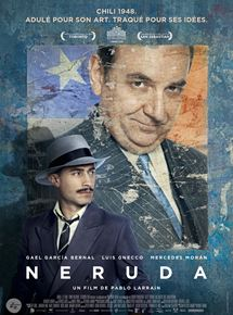 Neruda en streaming