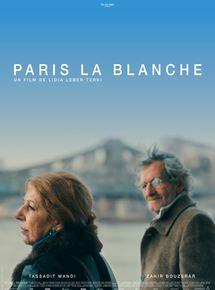 Affiche du film Paris la blanche