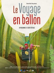 Le Voyage en ballon streaming