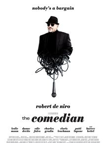 The Comedian streaming