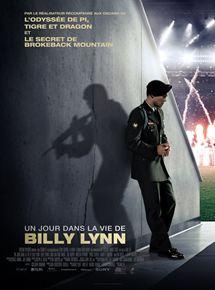 Un jour dans la vie de Billy Lynn streaming
