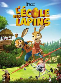 L'Ecole des lapins streaming