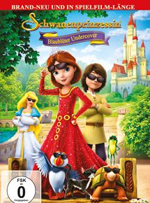 The Swan Princess - Royally Undercover VOD
