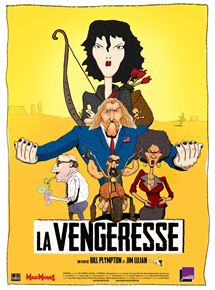 La Vengeresse streaming