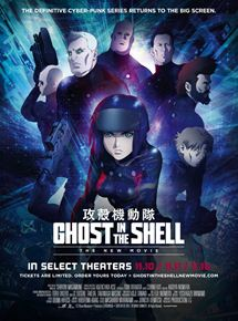 Ghost in the Shell: The New Movie stream