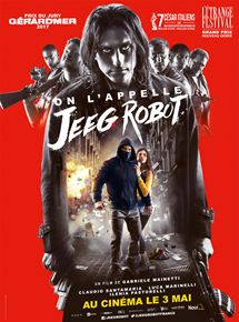 On l'appelle Jeeg Robot streaming