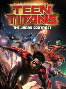 Teen Titans: The Judas Contract streaming