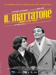 Il Mattatore (L'homme aux cent visages)