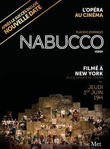 Nabucco (Met-Pathé Live)