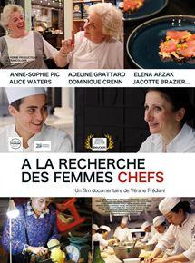 À la recherche des femmes chefs streaming