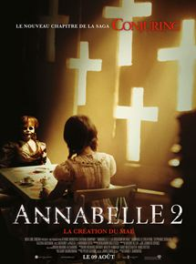 voir Annabelle 2 : la Création du Mal streaming