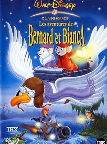 bernard et bianca 1977