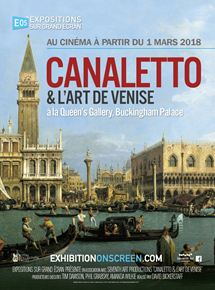 Film Canaletto et l'art de Venise à la Queen's Gallery, Buckingham Palace Complet Streaming VF Entier Français