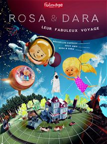 Rosa & Dara : leur fabuleux voyage