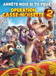Opération casse-noisette 2 streaming