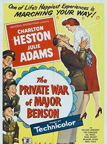 La Guerre Privée du Major Benson