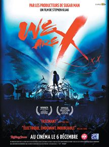 Bande-annonce We Are X