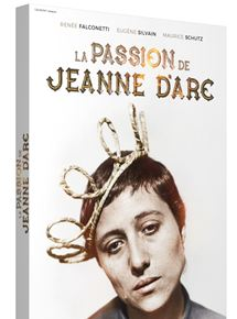 La passion de Jeanne d'Arc streaming