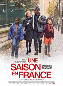 Une Saison en France streaming