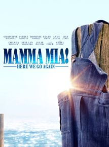 Mamma Mia: Here We Go Again! streaming