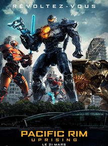 Pacific Rim Uprising en streaming