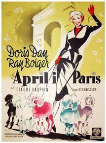 Avril a Paris