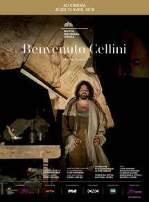 Benvenuto Cellini (De Nationale Opera-FRA Cinéma)
