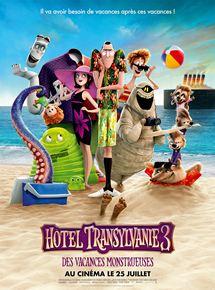 Hôtel Transylvanie 3 : Des vacances monstrueuses streaming
