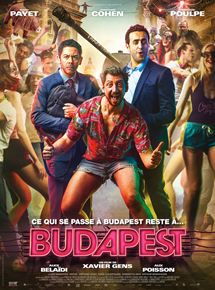 Budapest streaming
