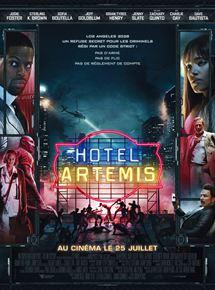 Hotel Artemis stream