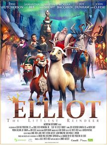 Elliot, le plus petit des rennes streaming