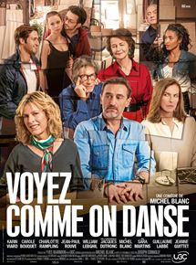 Affiche du film Voyez comme on danse