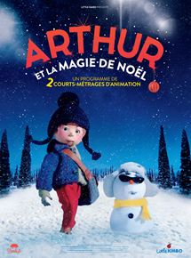 Arthur et la magie de Noël streaming