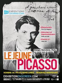 Gagner une place de cinéma pour Le jeune Picasso