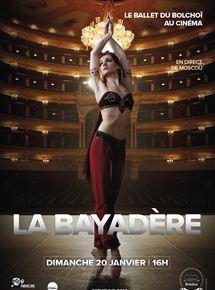 La Bayadère ( Bolchoï – Pathé Live)
