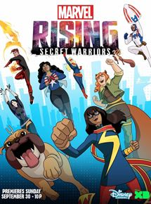Marvel Rising: Secret Warriors streaming