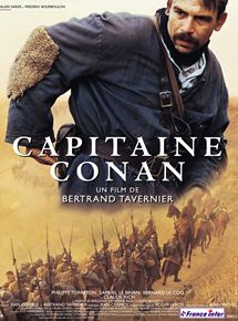 Capitaine Conan streaming gratuit