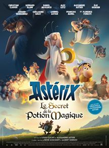 Astérix – Le Secret de la Potion Magique streaming