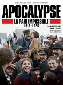 Apocalypse, la paix impossible streaming
