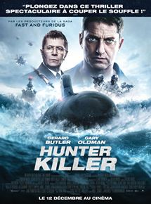 Hunter Killer stream
