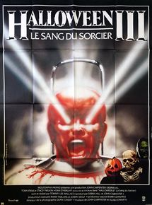 Halloween 3 : Le sang du sorcier streaming