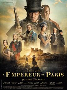 L'Empereur de Paris streaming