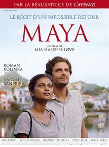 Gagner une place de cinéma pour Maya
