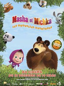 Masha et Michka - Les Nouvelles aventures streaming gratuit